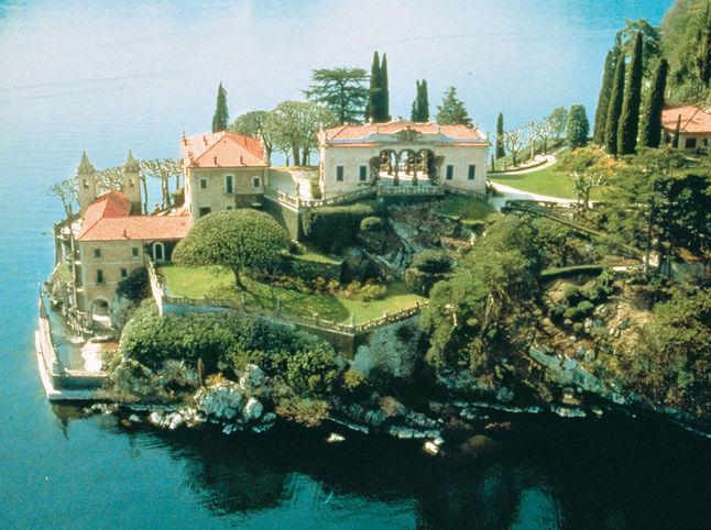Villa del balbianello passionlario for Lago villa del conte