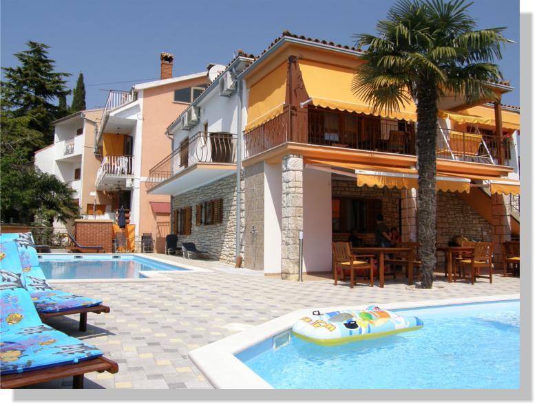 appartamenti a rovigno per le vostre vacanze in croazia - hotel